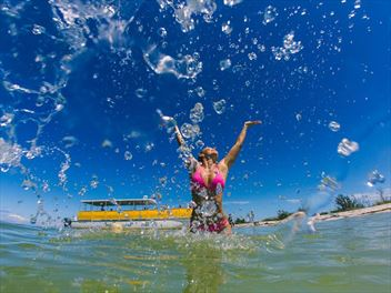 Enjoy fun in the Fort Myers sun with these water-based activities