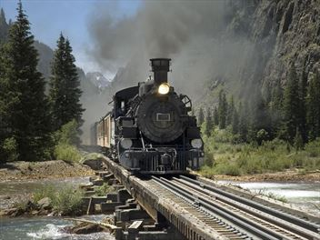 Embark on a grand Colorado railroad adventure