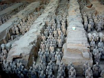 The Terracotta Warriors: Piecing together the legacy of China's first emperor