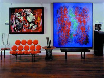 Exploring Denver's thriving art scene