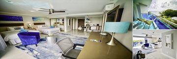 Oceanview Premium Suite at Abidah