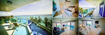 Oceanfront Grand Two Bedroom Suite at Abidah