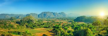 Beautiful Cuba Valle de Vinales National Park