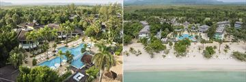 Aerial View of Couples Negril