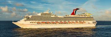 Carnival Sunshine External View of ship