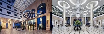 The Lobby at Dukes Dubai