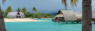 Fiji Marriott Resort Momi Bay, Beach and Over Water Villas
