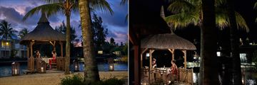The Cove restaurant at Paradise Cover Boutique Hotel