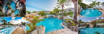 The main pool at Pineapple Beach Club