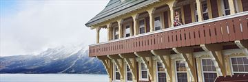 Prince of Wales Hotel, Waterton Lake
