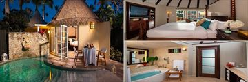 Honeymoon Butler Rondezvous with Private Pool at Sandals Grande Antigua