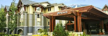 Aava Whistler Hotel, Exterior