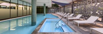 Adina Apartment Hotel Darwin Waterfront, Indoor Pool