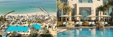 Ajman Saray, A Luxury Collection Resort, Panoramic View and Pool