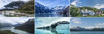 Alaska Cruise Destinations: Juneau, Glacier Bay, Ketchikan & The Inside Passage