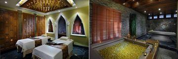 Amari Vogue Krabi, Breeze Spa Treatment Room, Bathtub and Rain Mist Shower