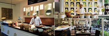 Anantara Hua Hin Resort, Issara Cafe
