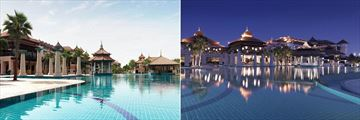 Anantara The Palm, Pool
