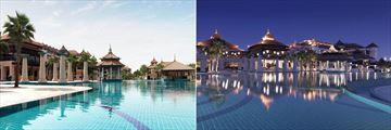 Anantara The Palm, Pool