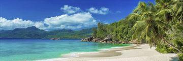 Anse Soleil beach in Mahe