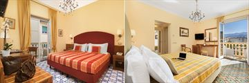 Classic Room and Comfort Room at Antiche Mura