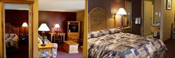Aspen Inn, Accommodation