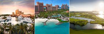 Atlantis Paradise Island, Marina, Exterior and Ocean Club Golf Course