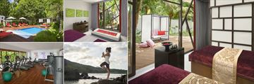 AVANI Seychelles Barbarons Resort & Spa, Spa Pool, Spa Treatment Room, Spa Couples Treatment Room, Yoga and Gym