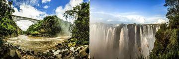 Avani Victoria Falls Resort, Victoria Falls Bridge and Views of Victoria Falls