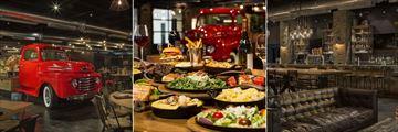 B Resort & Spa Lake Buena Vista, American Kitchen Bar and Grill