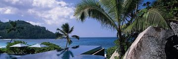 Banyan Tree, Seychelles, Pool View