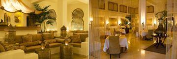 Baraza Resort & Spa, Dhahabu Bar and Baraza Dining
