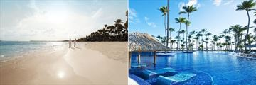 Barcelo Bavaro Beach, Beach and Pool