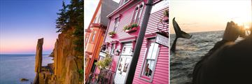 Bay of Fundy & Lunenburg Streetscapes