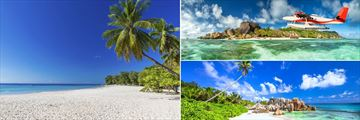 Beau Vallon Beach & La Digue