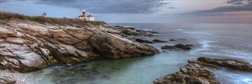 Beavertail Lighthouse, Rhode Island