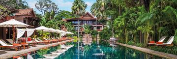 Belmond La Residence D'Angkor, Pool