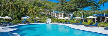 Bequia Beach Hotel, Main Pool