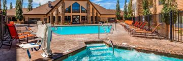 Best Western Plus Bryce Canyon Grand, Exterior and Pool