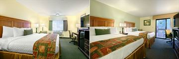 Best Western Sonora Oaks, King Guest Room and Two Queen Guest Room