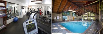 Best Western Yosemite Gateway Inn, Fitness Room and Indoor Pool