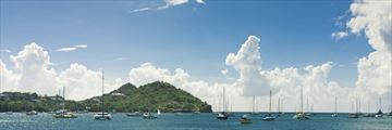 Carriacou Island in Grenada