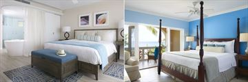 BodyHoliday, Grand Luxury Ocean Front Junior Suite and Luxury Ocean Front Room