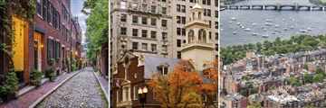 Boston's historic streets, Massachusetts