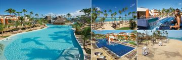 Pool and Beach at Breathless Punta Cana Resort & Spa