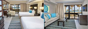 Junior Suite at Bucuti & Tara Beach Resort