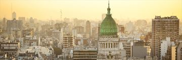 City view of Buenos Aires