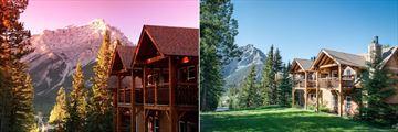 Buffalo Mountain Lodge, Exterior Views of Lodge