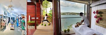 Calabash Luxury Boutique Hotel & Spa, Boutique, Yoga and Spa Treatment Room