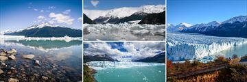 Calafate Lake & Perito Moreno Glacier, Argentina